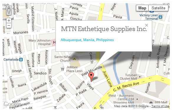 MTN Esthetique Supplies Inc.