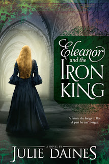 Heidi Reads... Eleanor and the Iron King by Julie Daines