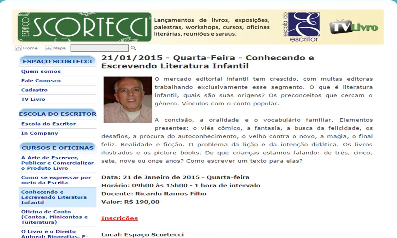 http://www.escoladoescritor.com.br//lermais_materias.php?cd_materias=84&friurl=:-21012015---Quarta-Feira---Conhecendo-e-Escrevendo-Literatura-Infantil-: