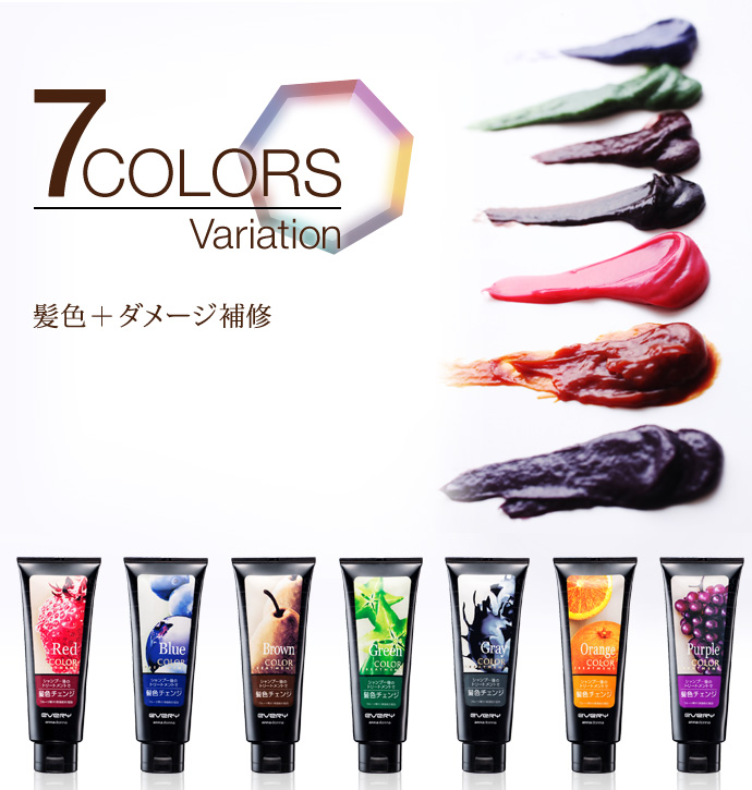 Every Hair Treatment Color Thoughts