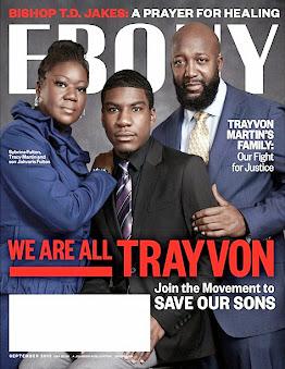 Ebony - Trayvon Martin Family