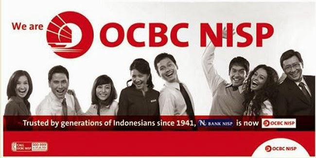 Lowongan Kerja Bank OCBC NISP