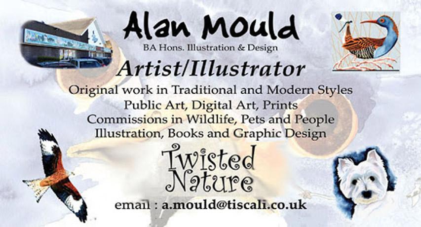 Alan Mould - Artist/Illustrator