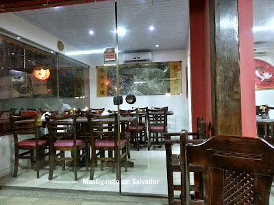 Lon Hu Restaurante: Ambiente