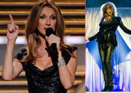 Celine Dion admitted how much the singer meant to her.