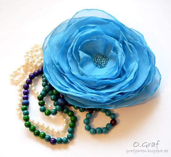 O.Graf Бирюзовая роза