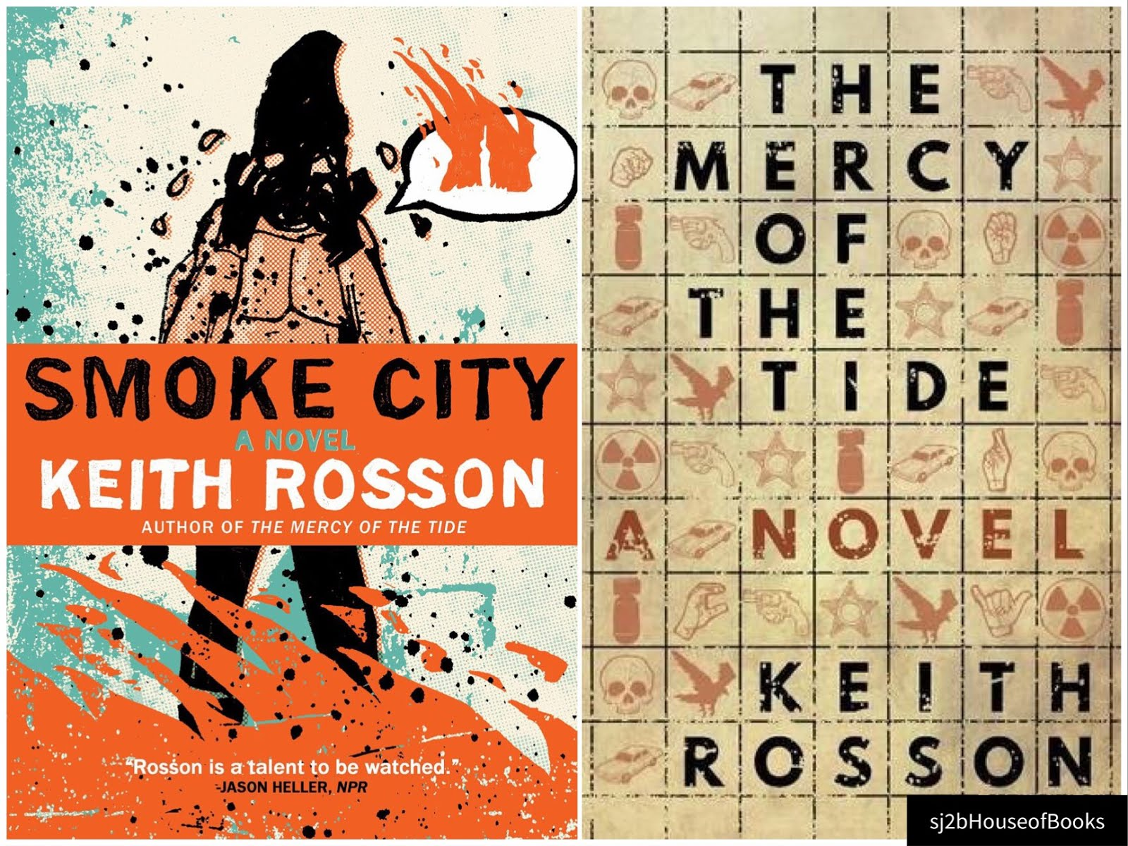 HIGHLY ANTICIPATED  READS BY KEITH ROSSON
