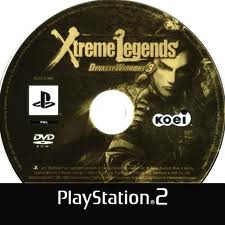 PS2 Dynasty Warriors 3: Xtreme Legends