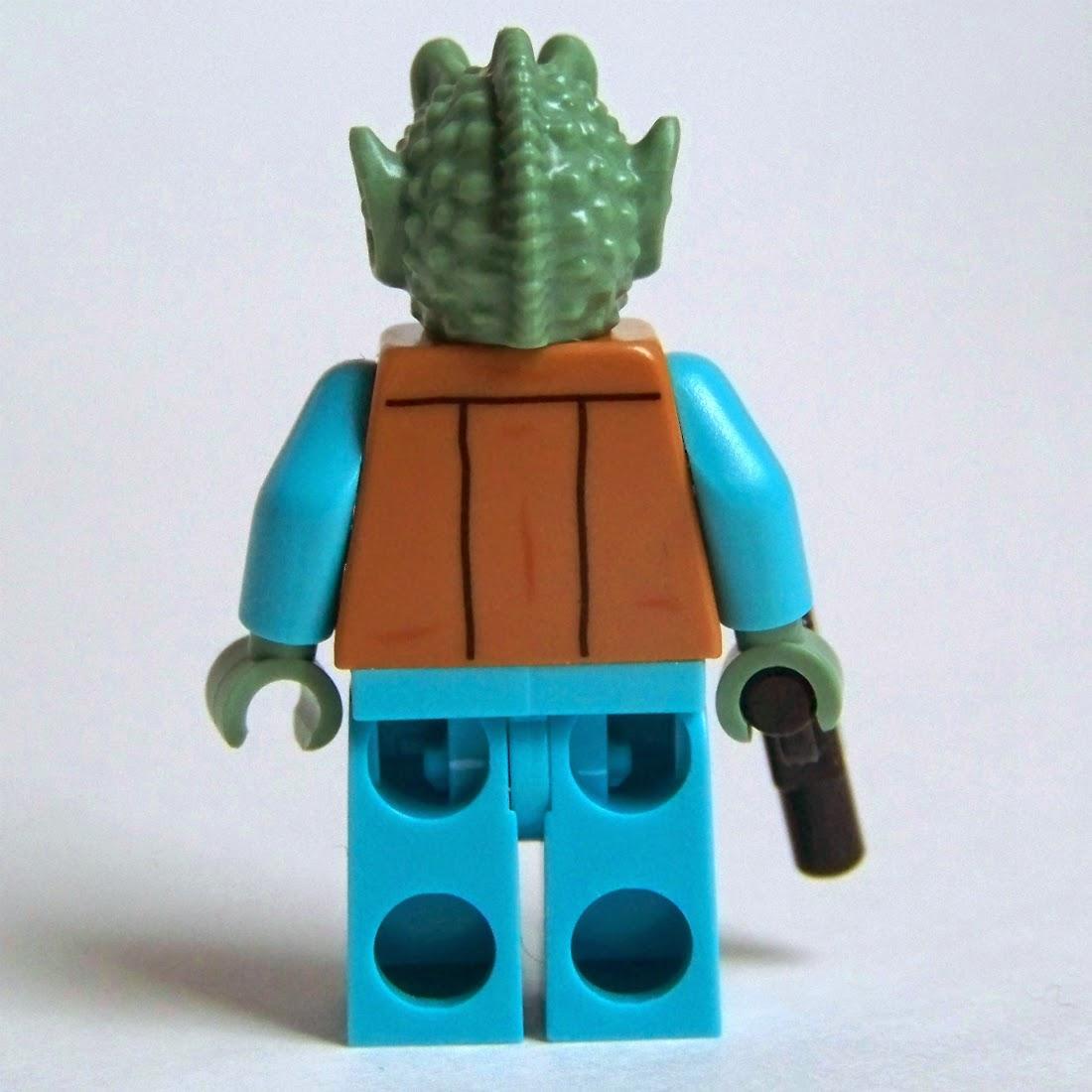 LEGO Greedo Minifig