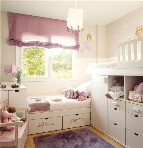 Blog by nela ideas para habitaciones infantiles for Ideas para habitaciones infantiles pequenas