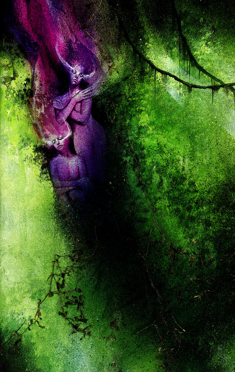 Black Orchid (NOOK Comic with Zoom View) by Neil Gaiman ...