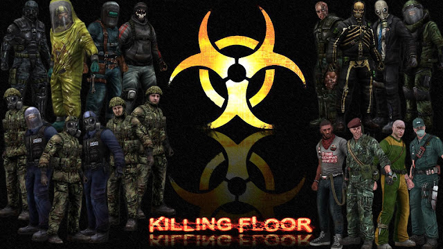 Killing Floor Wallpaper + games