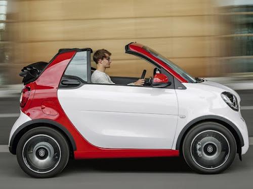 Conheça o novo Smart ForTwo Cabriolet