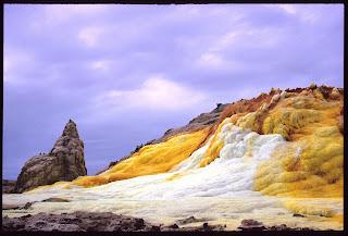 Dallol Sulfur Springs, Danakil Desert, Ethiopia