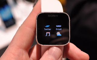 Sony Smartwatch in India