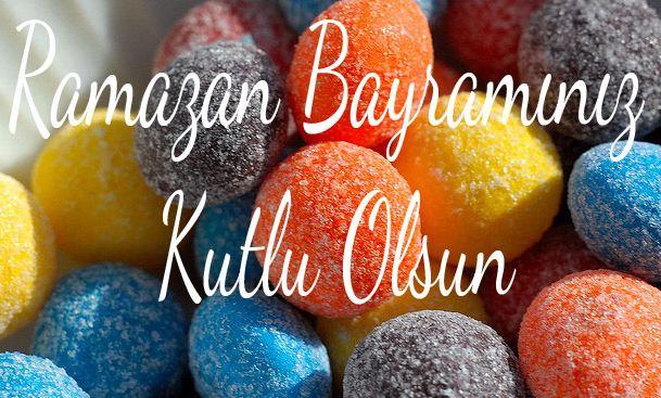 Ramazan Bayramınız Mübarek Olsun+Günlük! ^^