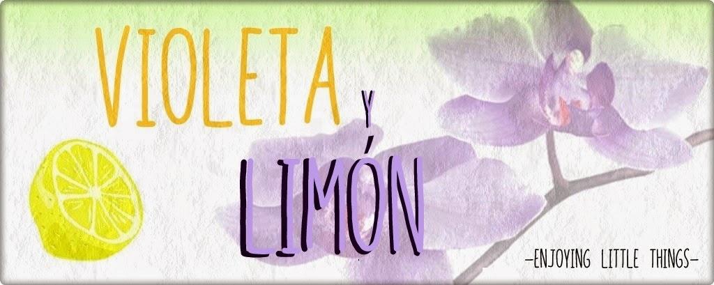 Violeta y Limón