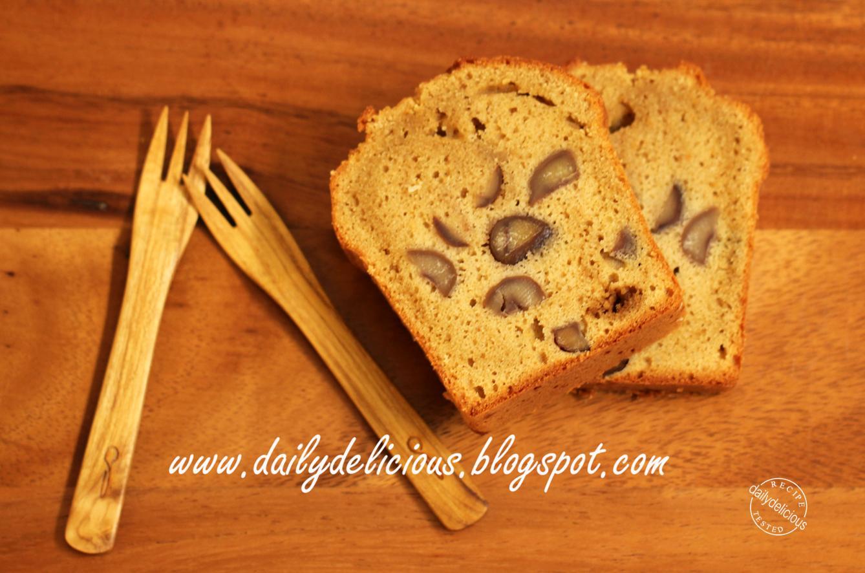 Molasses Pound Cake Recipe