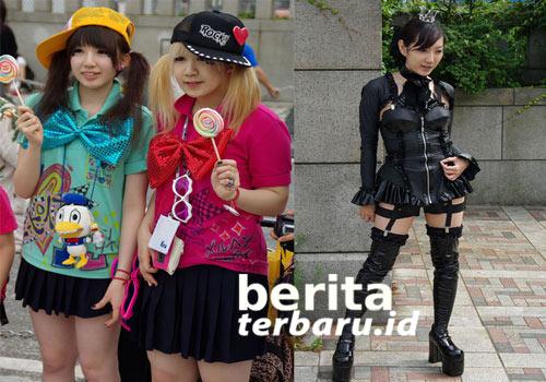 Sejarah Fashion Harajuku Style Di Jepang