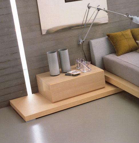 Multinotas dise o moderno de mesas de noche - Mesas de noche modernas ...