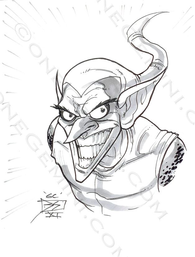 Green goblin coloring pages coloring pages for Green goblin coloring pages