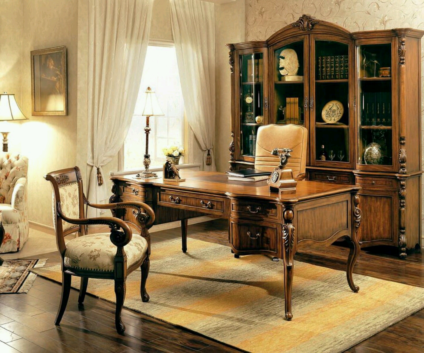 Modern study room furnitures designs ideas. ~ Furniture Gallery