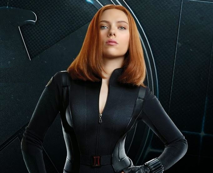Marvel black widow - photo#27