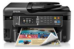 Epson WorkForce WF-3620 Drivers Download