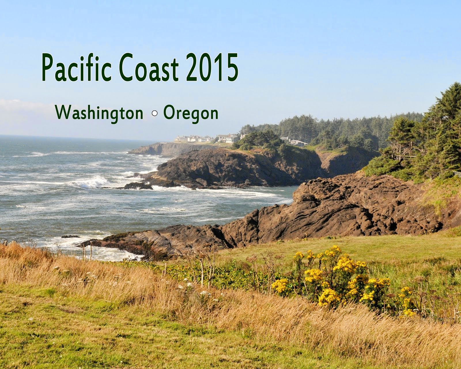 Pacific Coast Highway Calendar 2015