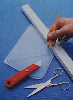 Como Hacer una Espatula para Textura, Ideas Faciles