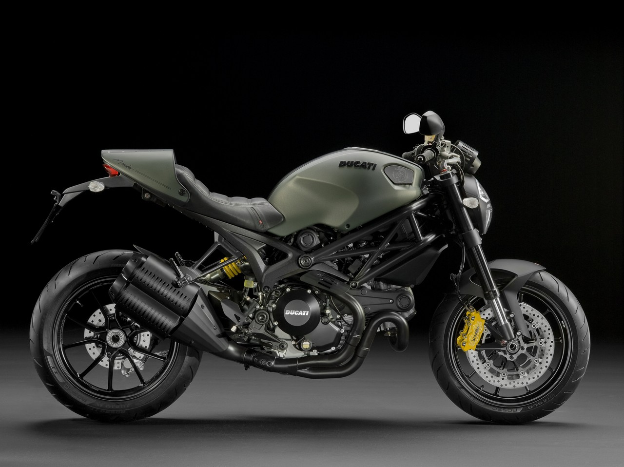 Ducati Monster By Diesel