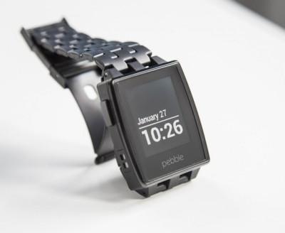 Wow, Pebble Jual 400 Ribu Smartwatch di 2013