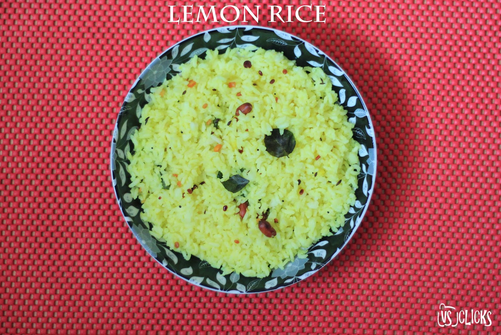 Lemon Rice How to Guide