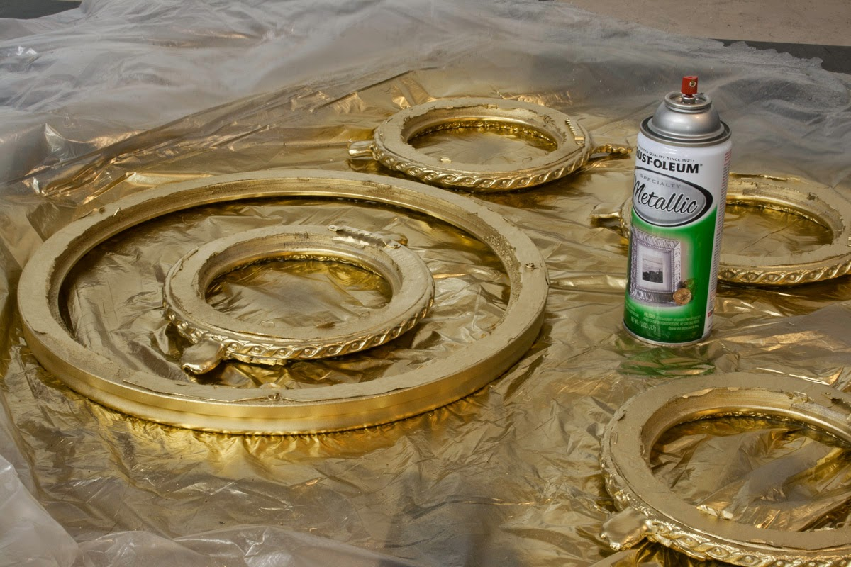 Rustoleum metallic gold, Gold Spray Paint, Brass, Gold Leaf