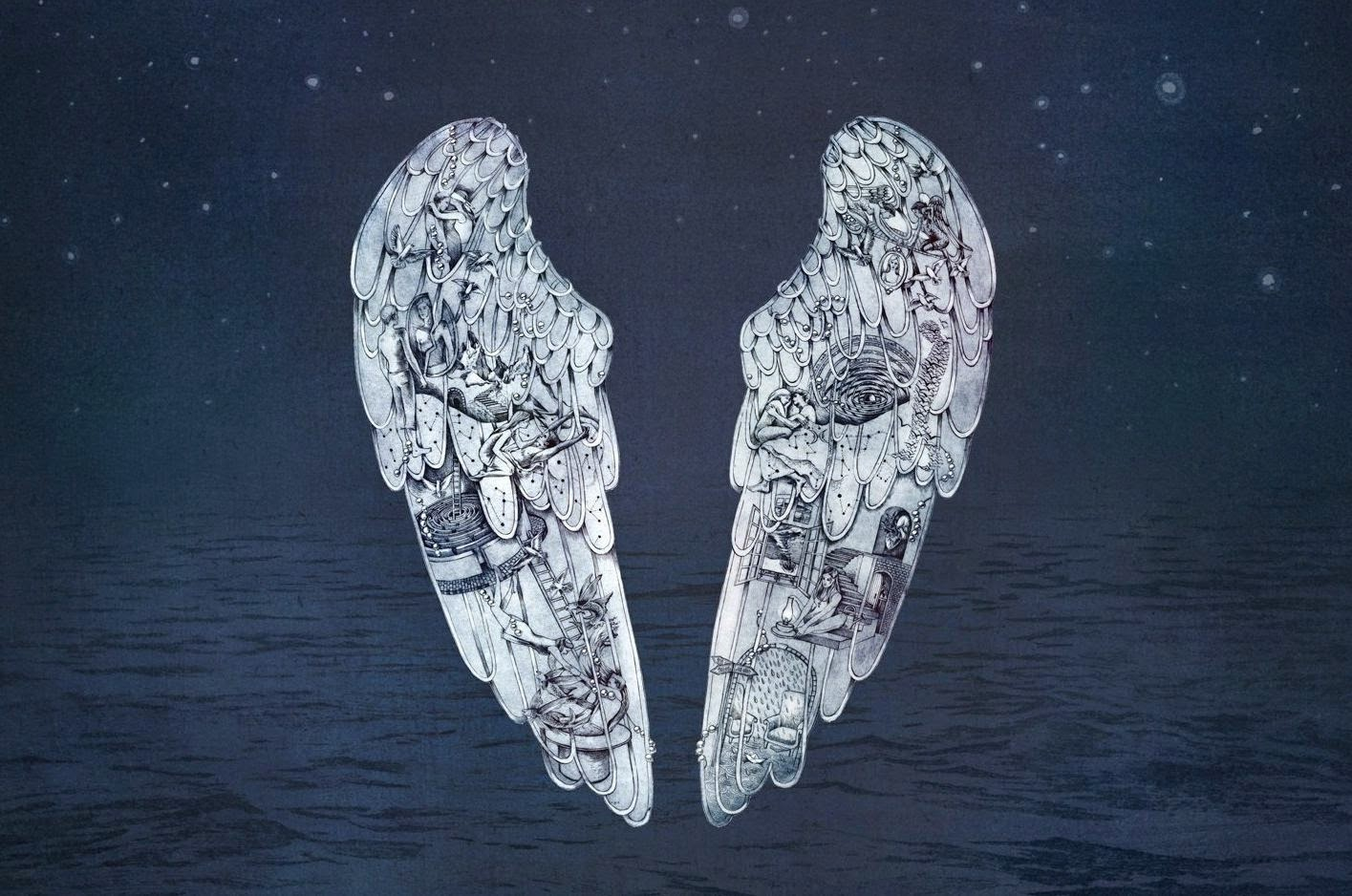 Coldplay, Ghost Stories