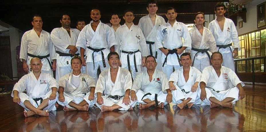 Mestres da FKTEP