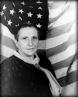 Gertrude Stein, Carl Van Vechten, 1935