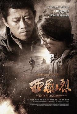 Tây Phong Liệt - Wind Blast (2010) Poster