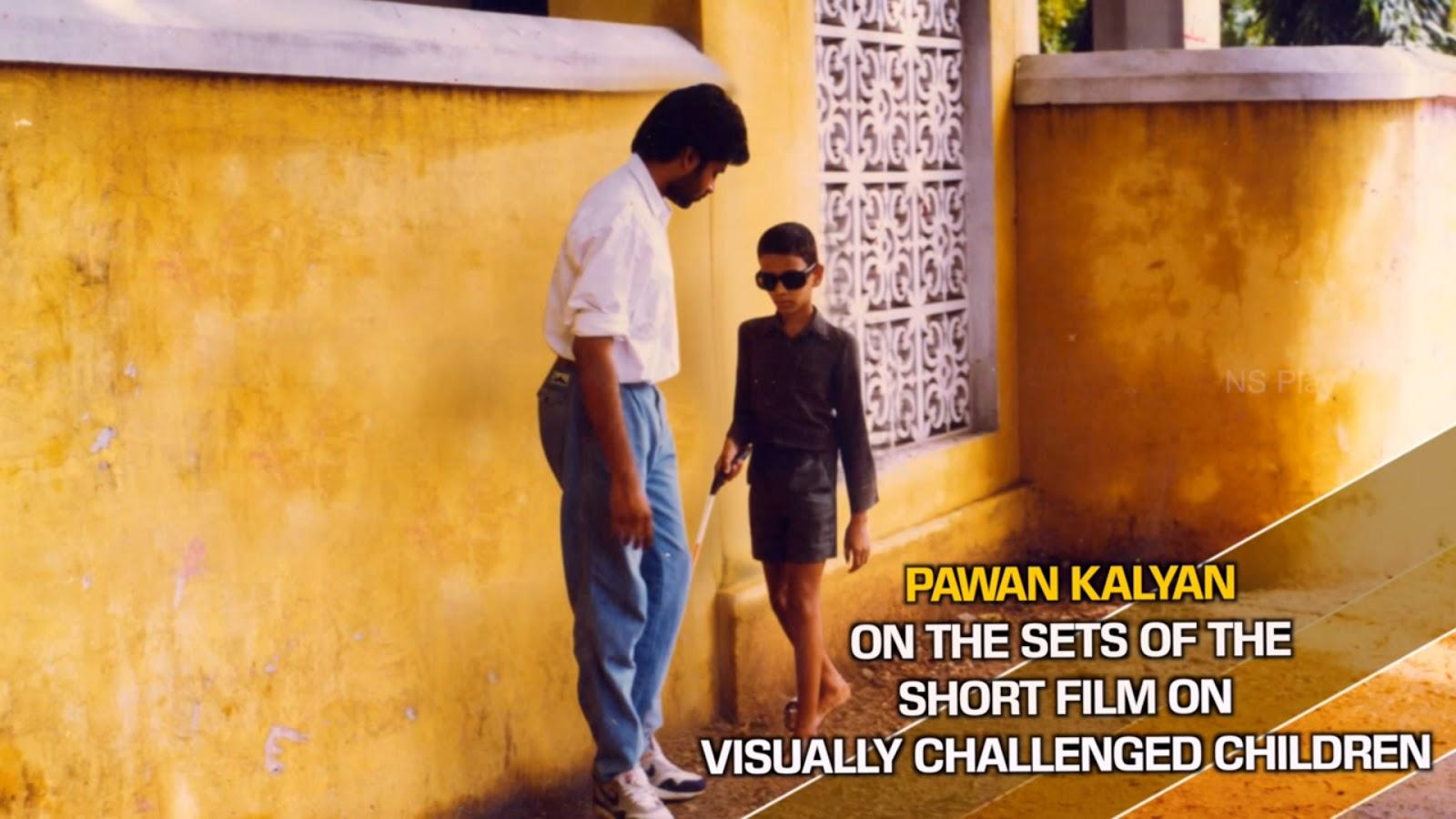 Power Star Pawan Kalyan's Rare Pics From His Personal Album