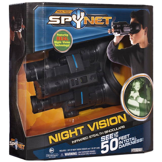 Radio Shack Toys For Boys : Raising geeks gear heads spy net real tech night vision