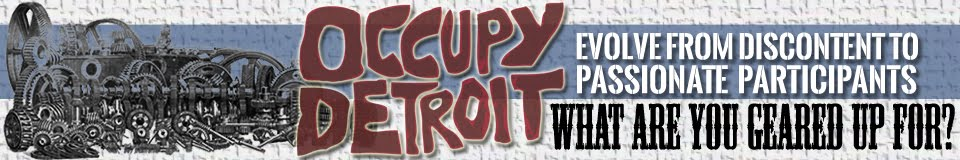 Occupy Detroit Frontline