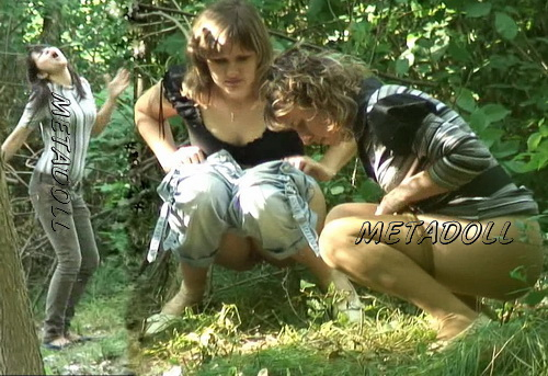 PissHunters 5600-5699 (Outdoor Peeing Voyeur, Toilet Hidden Cams)