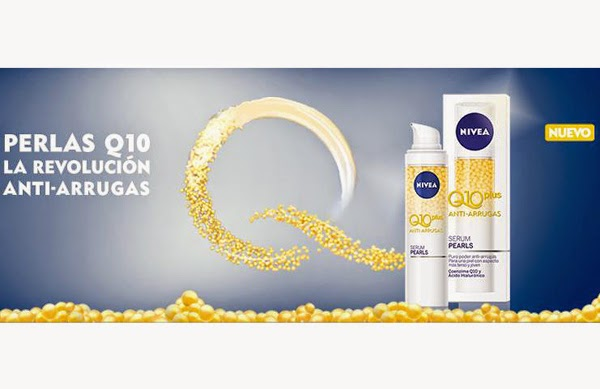 Nivea Q10 Plus Anti-Arrugas Serum Perlas