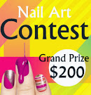 4th Anniversary Nail Art Contest
