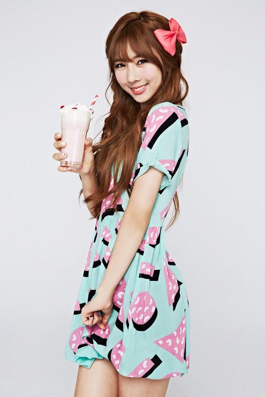 Minx Yoohyeon Love Shake