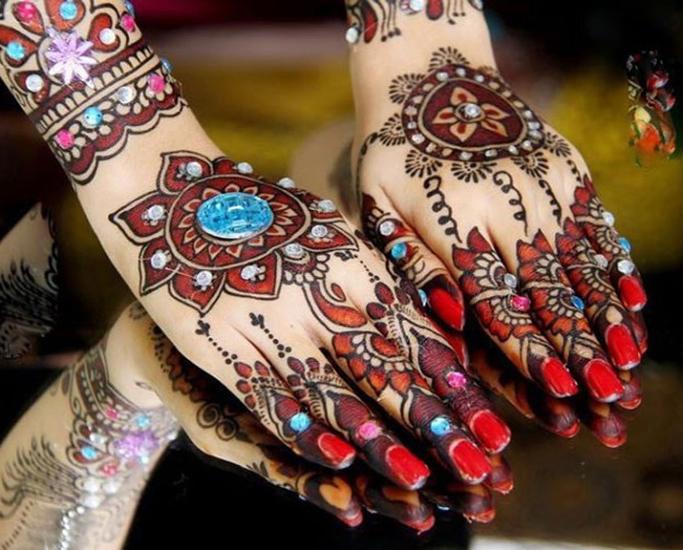 Mehndi Bridal Hd :
