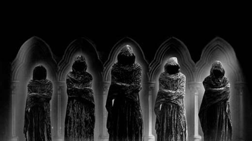 El Misterio de los Nueve Desconocidos