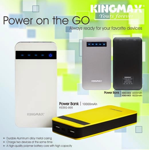 KINGMAX KEBG-005