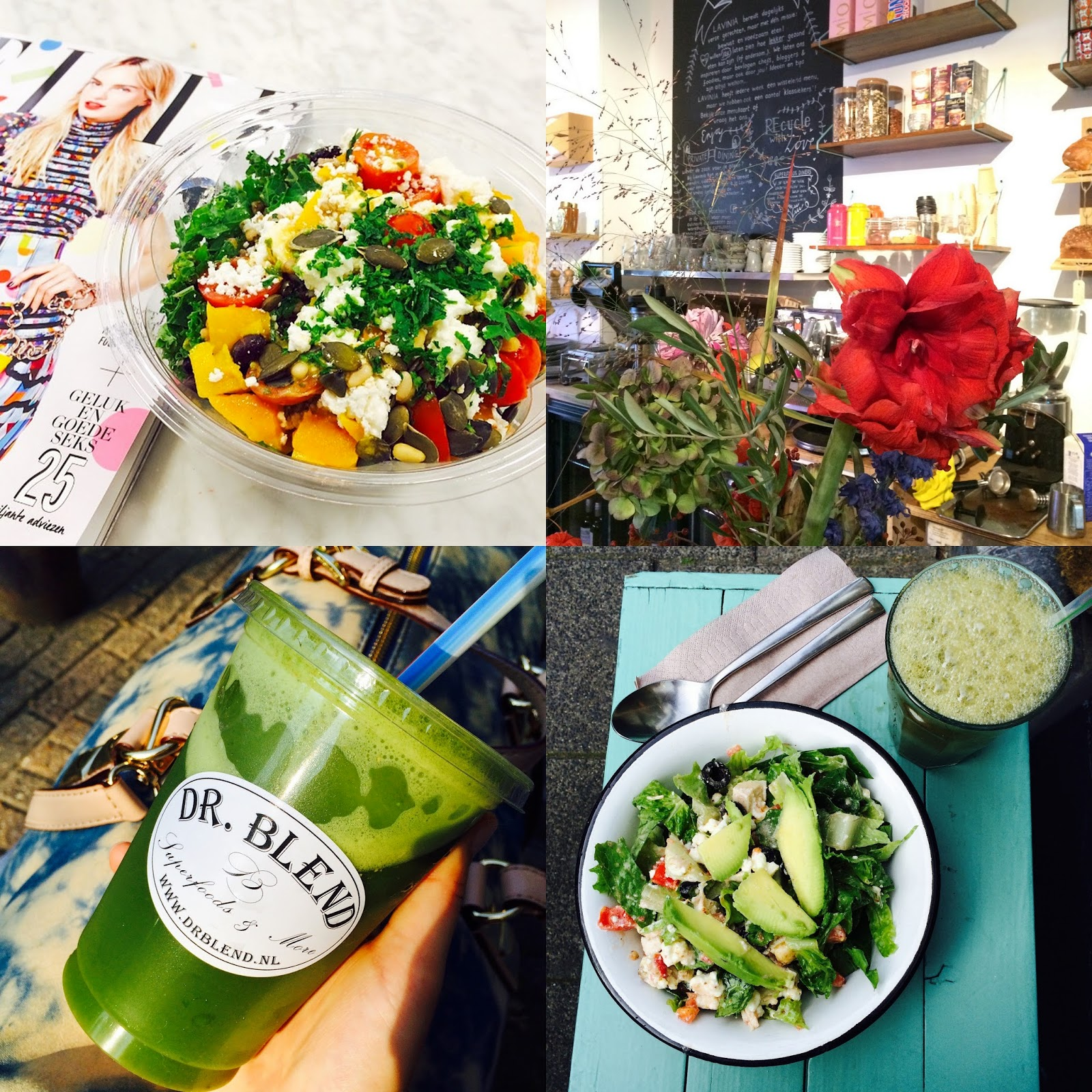 Amsterdam Hotspot Guide healthy