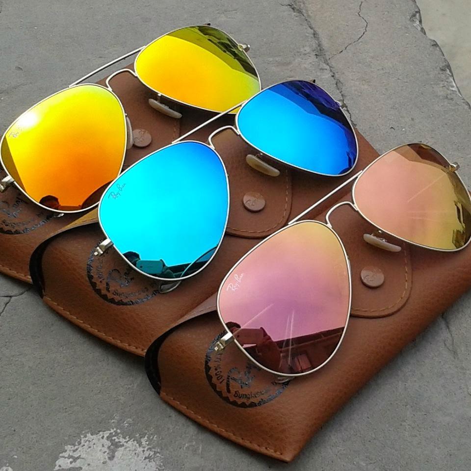 lentes ray ban tornasol mujer